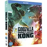 ゴジラvsコング [Blu-ray ※日本語無し](輸入版) -Godzilla vs Kong Blu-ray-