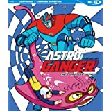 アストロガンガー Astroganger The Complete Series 1-26話 624分収録 北米版 [Blu-ray リージョンA](輸入版)