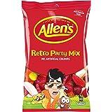 ALLEN'S Retro Party Mix Bulk Bag Lollies 1kg