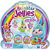 JGJ ACK RainbowJellies 4Pk GEN Toy