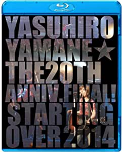 "The 20th ANNIVERSARY FINAL! ""STARTING OVER""2014 @OSAKA(Blu?ray Disc)"