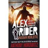 Alex Rider Book 10: Russian Roulette