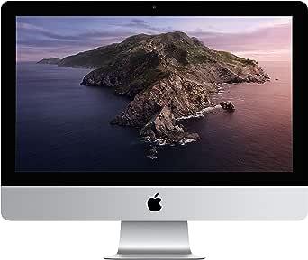 2019 Apple iMac (21.5インチ, Retina 4Kディスプレイモデル, 3.0GHz 6コア第8世代Intel Core i5プロセッサ, 1TB)