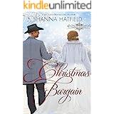 The Christmas Bargain: A Sweet Victorian Holiday Romance (Hardman Holidays Book 1)