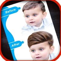 kids Hairstyle photo editor