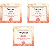Aveeno Ultra-Calming Nourishing & Moisturizing Face & Neck Night Cream for Dry, Sensitive Skin with Calming Feverfew & Nouris