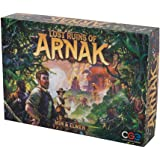 Czech Games Lost Ruins of Arnak Deck-Building Game