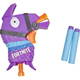 Fortnite Loot Llama - Nerf Microshots Toy Blaster with 2 Elite Darts - Toys for Kids, Teens & Adults Ages 8+