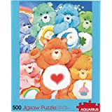 AQUARIUS Care Bears Puzzle (500 Piece Jigsaw Puzzle) - Glare Free - Precision Fit - Virtually No Puzzle Dust - Officially Lic