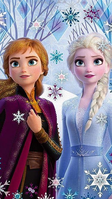 ディズニー  iPhone/Androidスマホ壁紙(750×1334)-1 - アナと雪の女王2 (アナ,エルサ)