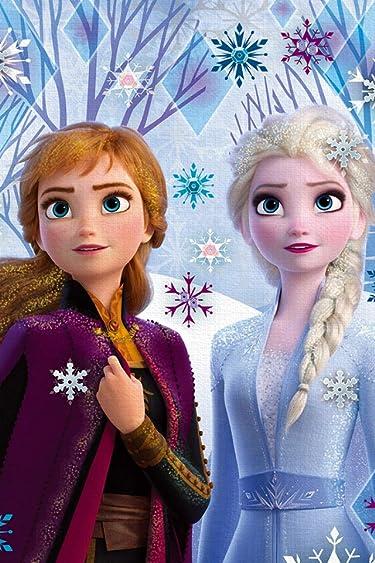 ディズニー  iPhone/Androidスマホ壁紙(640×960)-1 - アナと雪の女王2 (アナ,エルサ)