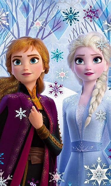 ディズニー  iPhone/Androidスマホ壁紙(480×800)-1 - アナと雪の女王2 (アナ,エルサ)