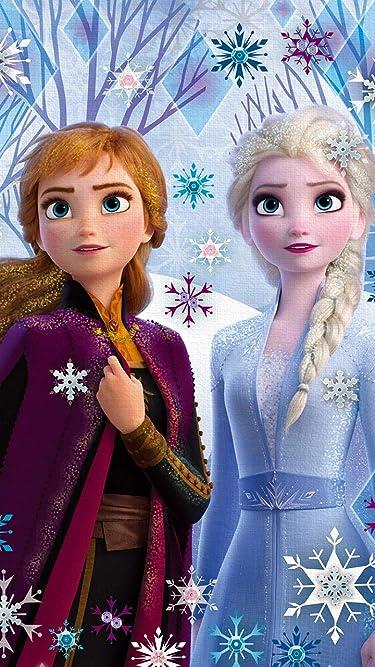 ディズニー  iPhone/Androidスマホ壁紙(540×960)-1 - アナと雪の女王2 (アナ,エルサ)