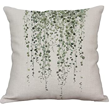Blue Gray Kess InHouse Heidi Jennings Hats Off to You Throw Pillow 20 by 20