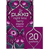Pukka Herbs Night Time Berry, 20 Pieces