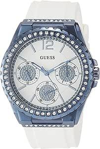 [ゲス] 腕時計 W0846L7 レディース 並行輸入品 ホワイト