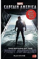 Marvel Captain America – The Return of the First Avenger: Das Buch zum Film ab 10 Jahren (Die Marvel-Filmbuch-Reihe 8) (German Edition) Kindle Edition