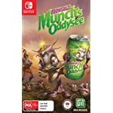 Oddworld Munch Odyssey - Nintendo Switch