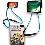 Multi-Purpose Phone Holder By AVSIL , Universal Mobile Phone Stand, Flexible And Bendable Gooseneck Long Arm Phone Holder, Fi