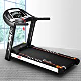 Everfit Home Treadmill 3.5HP Running Machine 15-Level Auto Incline LCD Display Folding Treadmills Cardio Workout Gym Fitness
