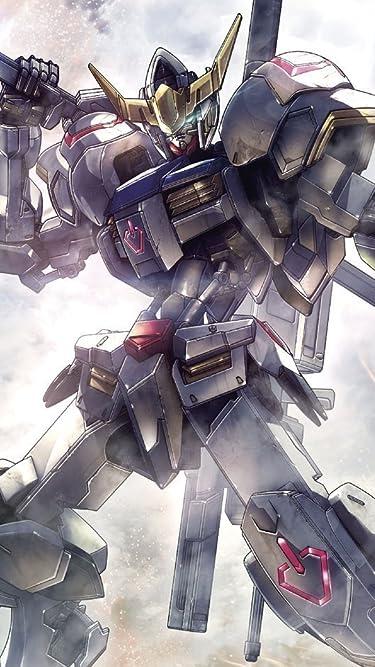 機動戦士ガンダム  iPhone/Androidスマホ壁紙(480×854)-1 - 『鉄血のオルフェンズ』 バルバトスルプス