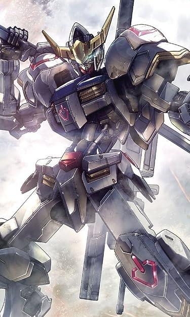 機動戦士ガンダム  iPhone/Androidスマホ壁紙(480×800)-1 - 『鉄血のオルフェンズ』 バルバトスルプス