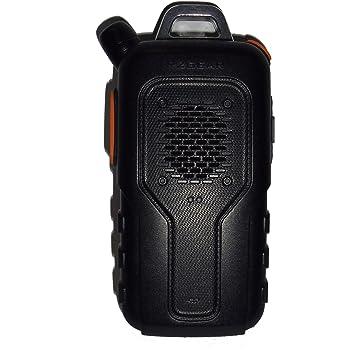 「国内正規品」PTTボタン付きブルートゥーススピーカマイク 防水・防塵仕様 iOS/android対応 [R2Gear MK3] 災害対策・ハイキング・登山・ツーリング・スキー等、アウトドアに最適
