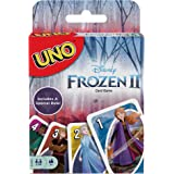Mattel GKD76 UNO Disney Frozen II Card Game,Multi