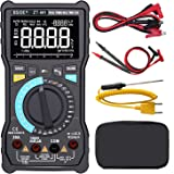 Bside ZT-M1 True RMS Auto/Manual Digital Multimeter 3-Line Display 8000 Counts Auto-Ranging DMM VFC Temperature Capacitance A