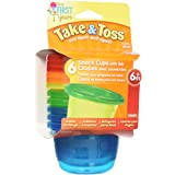The First Years Take & Toss - Snack Cups (6 pcs)