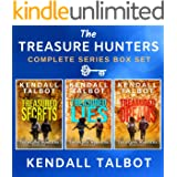 Treasure Hunters Box Set: Complete series: Books 1-3