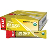CLIF BLOKS - Energy Chews - Margarita with Salt Flavor - (2.1 Ounce Packet, 18 Count) (packaging may vary)
