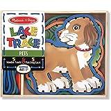 (Lace and Trace Pets) - Melissa & Doug Lace & Trace Pets (3782)