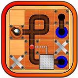 「大理石のマニア – 最新のアクション パズル ゲーム。迷路ボード迷路を介してローリング銀色の球ボールガイドします。」のサムネイル画像
