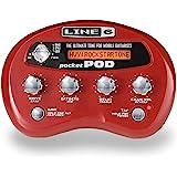 LINE6 Pocket POD ポータブル マルチエフェクター アンプモデラー
