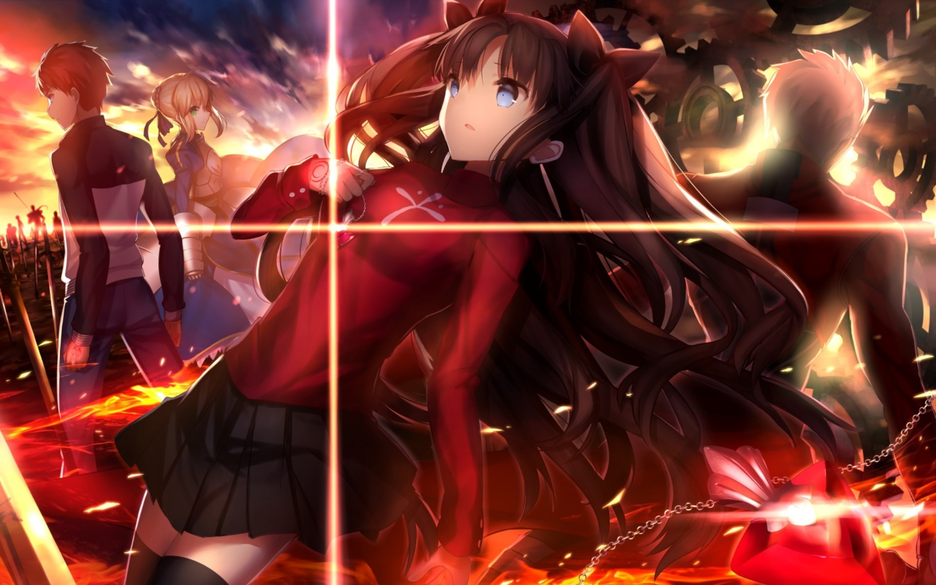 Amazon Co Jp Fate Stay Night Wallpaper Hd Android アプリストア
