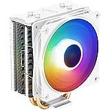 Deepcool ディープクールGammaxx 400XT WH cpuクーラー CPUファン ホワイト Intel/amd両対応