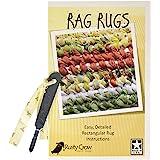 Rusty Crow Rag Rugs with Tool Ptrn