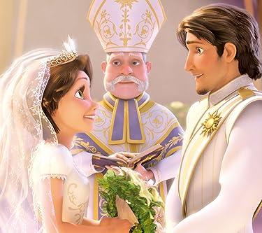 ディズニー  iPhone/Androidスマホ壁紙(1440×1280)-1 - 『ラプンツェルのウェディング』ラプンツェルとフリンの結婚式