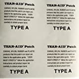 Tear-Aid Type A Kitesurfing Kite Bladder Repair Patch