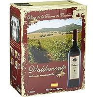 【BOXワイン】バルデモンテ 3L赤ワイン 1箱