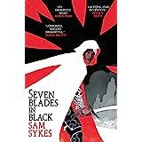 Seven Blades in Black (Grave of Empires 1)