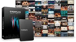 Native Instruments(NI) KOMPLETE 11 ULTIMATE 通常版 プラグイン音源バンドル ネイティブインストゥルメンツ