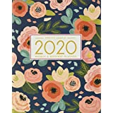 2020 Planner Weekly and Monthly: Jan 1, 2020 to Dec 31, 2020: Weekly & Monthly Planner + Calendar Views | Inspirational Quote