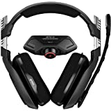 ASTRO Gaming A40 TR Wired Gaming Headset + Controller Mounted MixAmp M80 Generation 4 for Xbox One - Black/Red
