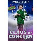 Claus for Concern: An Aurora Aspen Magical Holiday Mystery, Book 1 (Aurora Aspen Magical Holiday Mysteries)