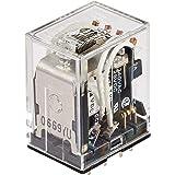omron ミニパワーリレー 基準形 4極シングル接点 プリント基板用端子(正式製品型番:MY4-02 DC24)