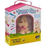 Faber-Castell CK1255 Creativity for Kids Puppy Spa Arts And Craft Kit