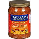 Zatarain's Extra Spicy Crawfish, Shrimp & Crab Boil Seasoning, 63 oz