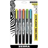 Zebra Pen Zebrite Eco Highlighter, Multi-Colour, 19.05 x 10.79 x 1.77 cm